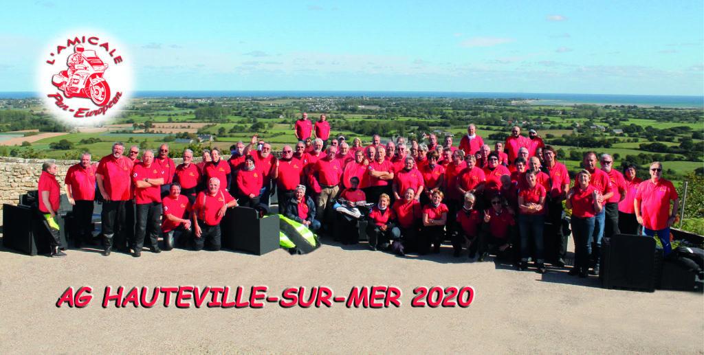 AG 2020 - Hauteville-sur-Mer